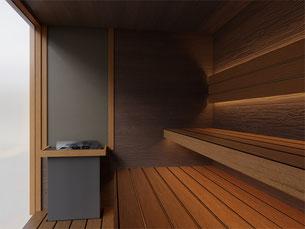 Realizzazione saune