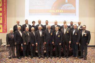 Das neue Präsidium der DLRG Bayern