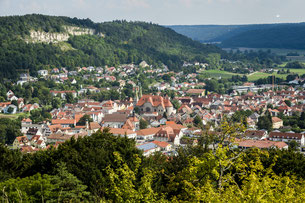 Blick auf Beilngries Foto: Andreas Hub