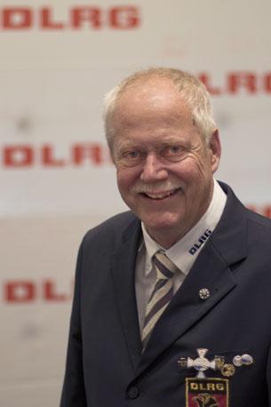 Ingo Flechsenhar, neuer Präsident der DLRG Bayern