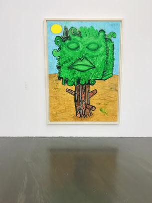 © Carroll Dunham / Gladstone Gallery New York und Brüssel Foto: Yvonne Schauch