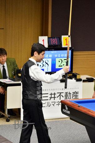 2014年全日本選手権・優勝の瞬間