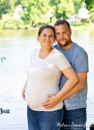 Babybauchshooting - die besonderer Zeit der Schwangerschaft mit Babybauchfotos festhalten