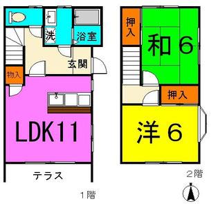 メゾン・プランタニエールA1号室