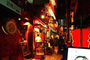 新宿区 飲食店 ホームページ作成格安屋