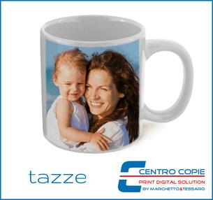 Centro Copie Bolzano-personalizzazione e stampa- tazze