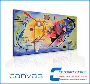 Centro Copie Bolzano-personalizzazione e stampa- quadri canvas