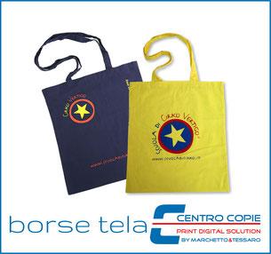 Centro Copie Bolzano-personalizzazione e stampa- borse in tela