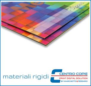 Centro Copie Bolzano-personalizzazione e stampa- forex dibond plexi materiali rigidi