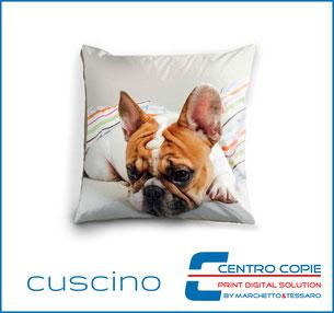 Centro Copie Bolzano-personalizzazione e stampa- cuscini