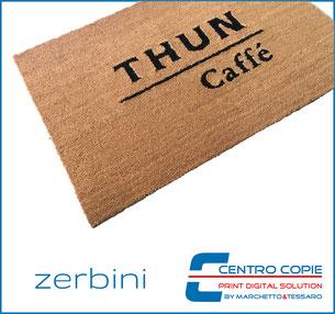 Centro Copie Bolzano-personalizzazione e stampa- zerbini