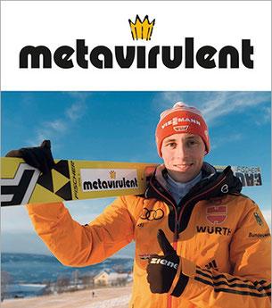 Eric Fenzel, Markenbotschafter für metavirulent