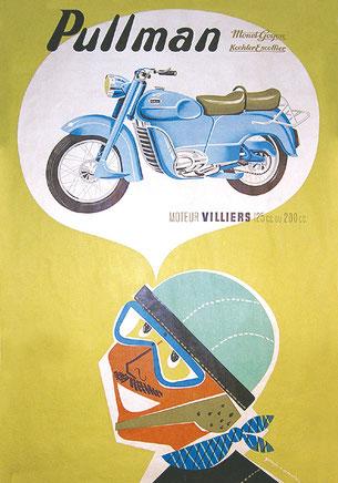 Affiche Pullman (Monet & Goyon)