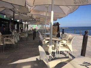 Jonas Bar, Estoril