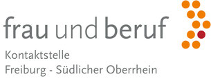 Logo der Kontaktstelle Frau und Beruf in Freiburg Südlicher Oberrhein