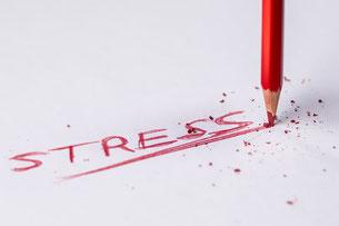 Stress, Anspannung, Aufregung, Nervosität, Erregung, Aktivierung, Aktivierungsniveau