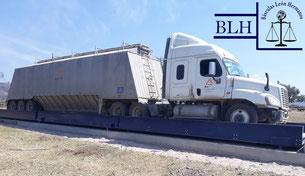 básculas para camiones y sus difrencias
