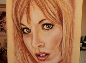 Portrait-artiste-pastel-sec