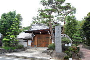 養玉院如来寺の今の写真