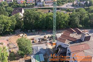 Luftbilder Rutesheim, Stuttgart und Umgebung