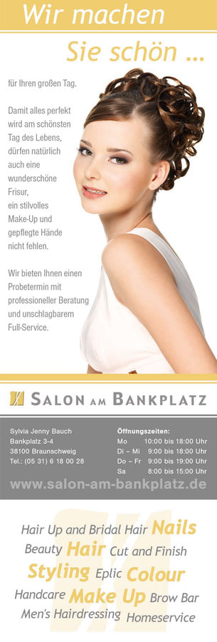 salon am bankplatz - salon am bankplatz webseite!