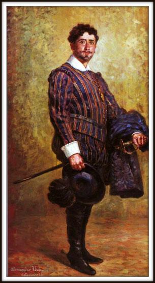 Giulio Crimi - ritratto