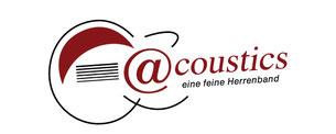 atcoustics Logos Grafik Logodesign
