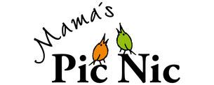Mamas Picnic Logos Grafik Jennifer Horn