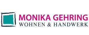 monika Gehring Logodesign Homepage