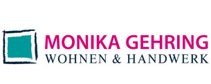 monika Gehring Logodesign Homepage