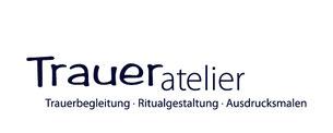 Trauer Atelier Logos Grafik Logodesign