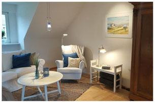 Wohnzimmer nach dem Home Staging