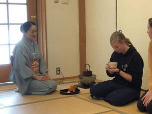 郡上八幡国際友好協会国際交流事業日本文化体験GIFA会長挨拶