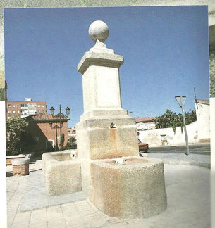 Fuente 1983. Cortesía de Alberto García