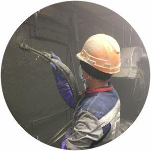 Кальмафлекс гидроизоляционные работы