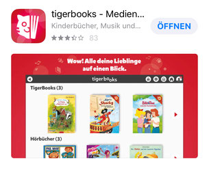 App Tigerbooks