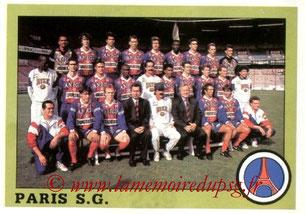 N° 239 - Equipe PSG