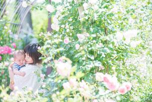 家族撮影 家族写真 出張撮影 名古屋 ファミリーフォト ウォレスともみ