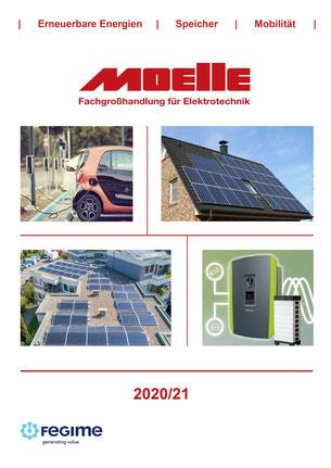 PV Anlagen Energiespeicher Elektromobilität