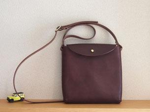 crew bag - ミニショルダー  ¥15,000