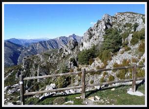 Rocca Sparvièra ( Coaraze)