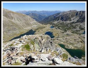 Vallée des Merveilles et cime des Lacs (Mercantour)