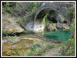 Gorges de la Siagne ( Montauroux, Var)