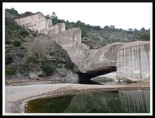 Barrage de Malpasset (Fréjus)