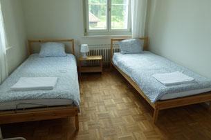 B: Standardzimmer