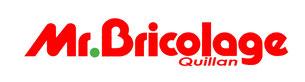 logo Mr Bricolage Quillan