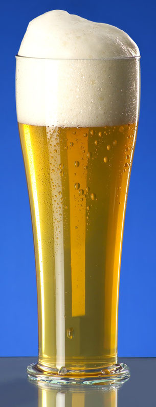 Weizenbierglas 0,5l Mehrweg