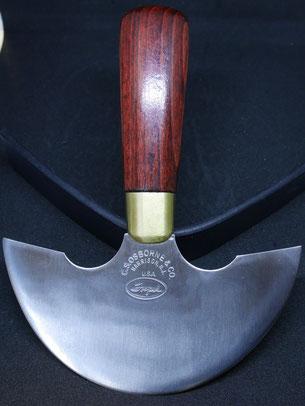 Outils pour le travail du cuir