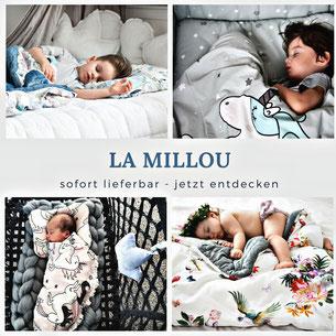 La Millou / Kissen & Decken