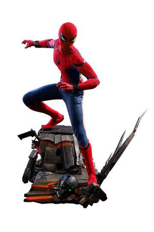 Spider Man,Homecoming,Hot Toys, Sideshow,Marvel,Masterpiece Actionfigur,Quarter Scale,